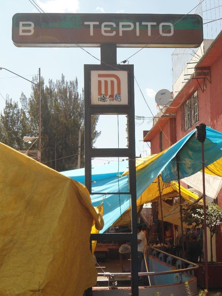 Station / Estación # 94: Tepito (2/6)